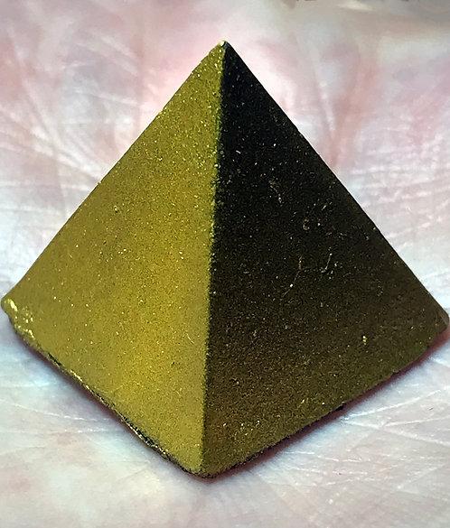 The Leklai Pyramid Amulet by Luang Phor Simpalee