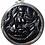 Thumbnail: The 9 Tail Fox Leklai Amulet by Kruba Kampeng in silver