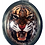 Thumbnail: A Powerful Tiger Amulet in silver by Ajarn Perm Rung of Chiang Mai