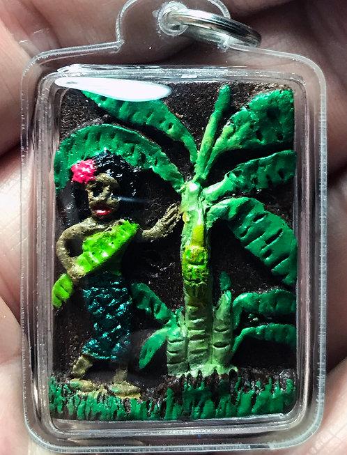 A Beautiful Mae Thani Amulet by Phra Ajarn Suppasit