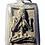 Thumbnail: A Ghost Phra Pidtaa Prai Amulet with the bone of Kruba Inn Taa