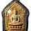 Thumbnail: An LP Timm Khun Paen Pong Prai Kuman Amulet by Wat Lahan Rai in silver LAST ONE
