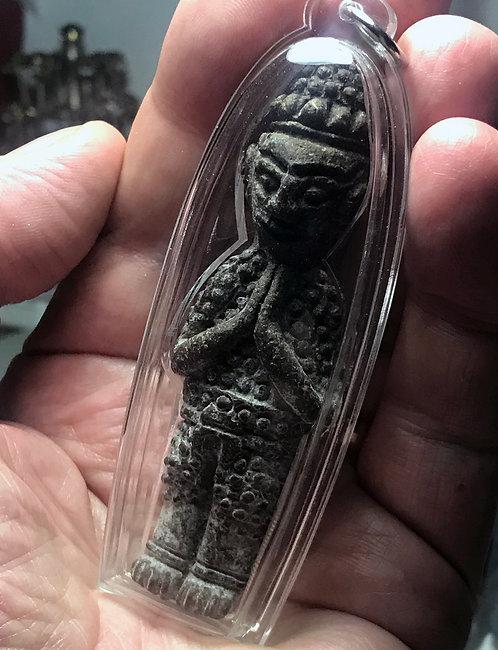 A Stunning Kuman Thong Prai Amulet by Ajarn Dang