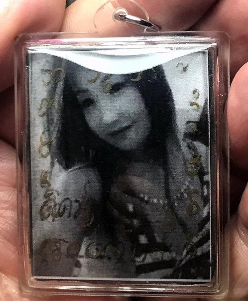A Superb Lanna Nang Prai Amulet by Kruba Det