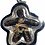 Thumbnail: A Potent Hoon Payon Prai Amulet by Ajarn Bess in silver