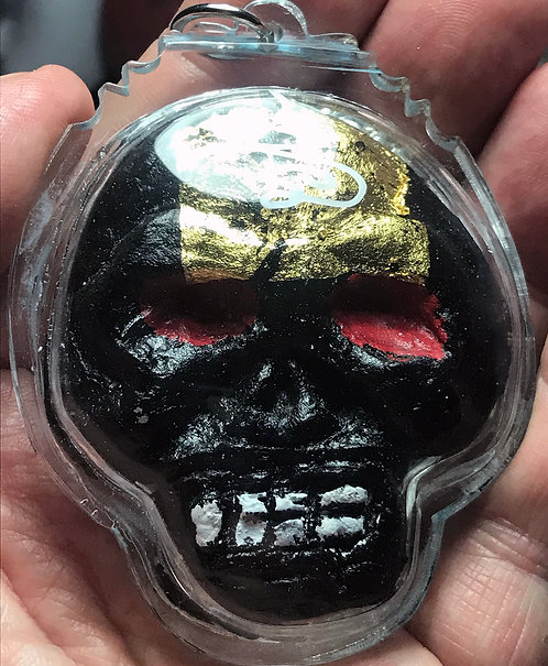 The Astonishing Phi Ka Ghost Amulet by Ajarn Krit