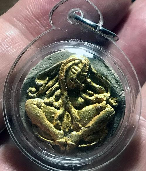 The Mae Kham Prai Amulet by Sala Suea  - Burmese Prai Magic