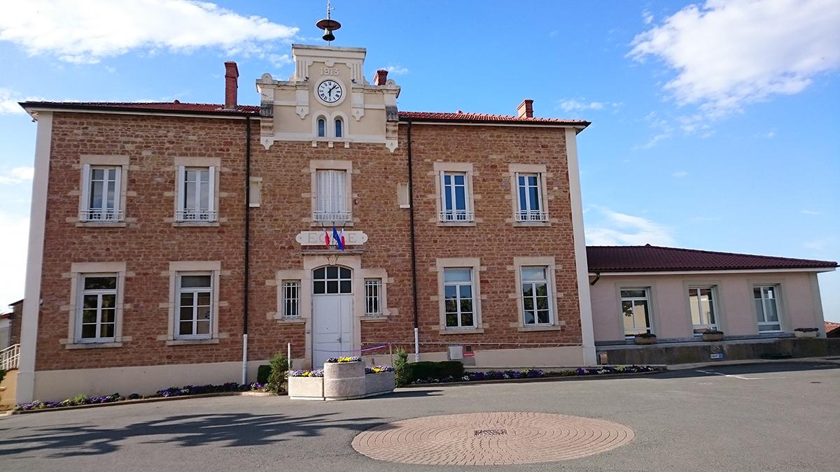 Ecole Lachassagne