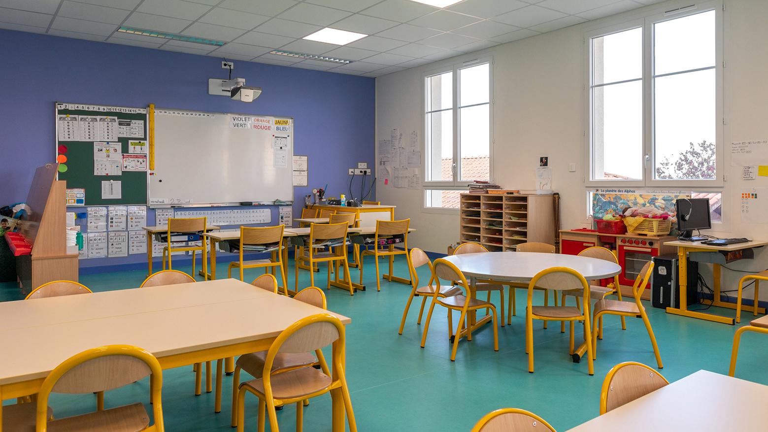 Ecole de Lachassagne
