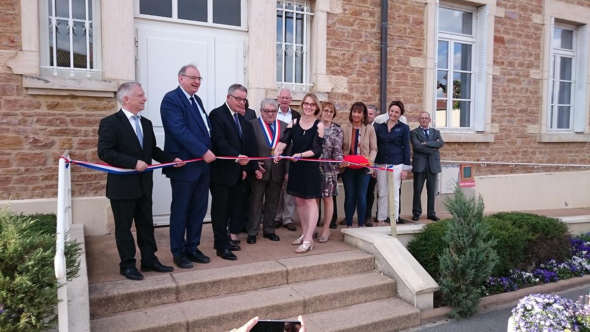 Inauguration-Ecole-Lachassagne