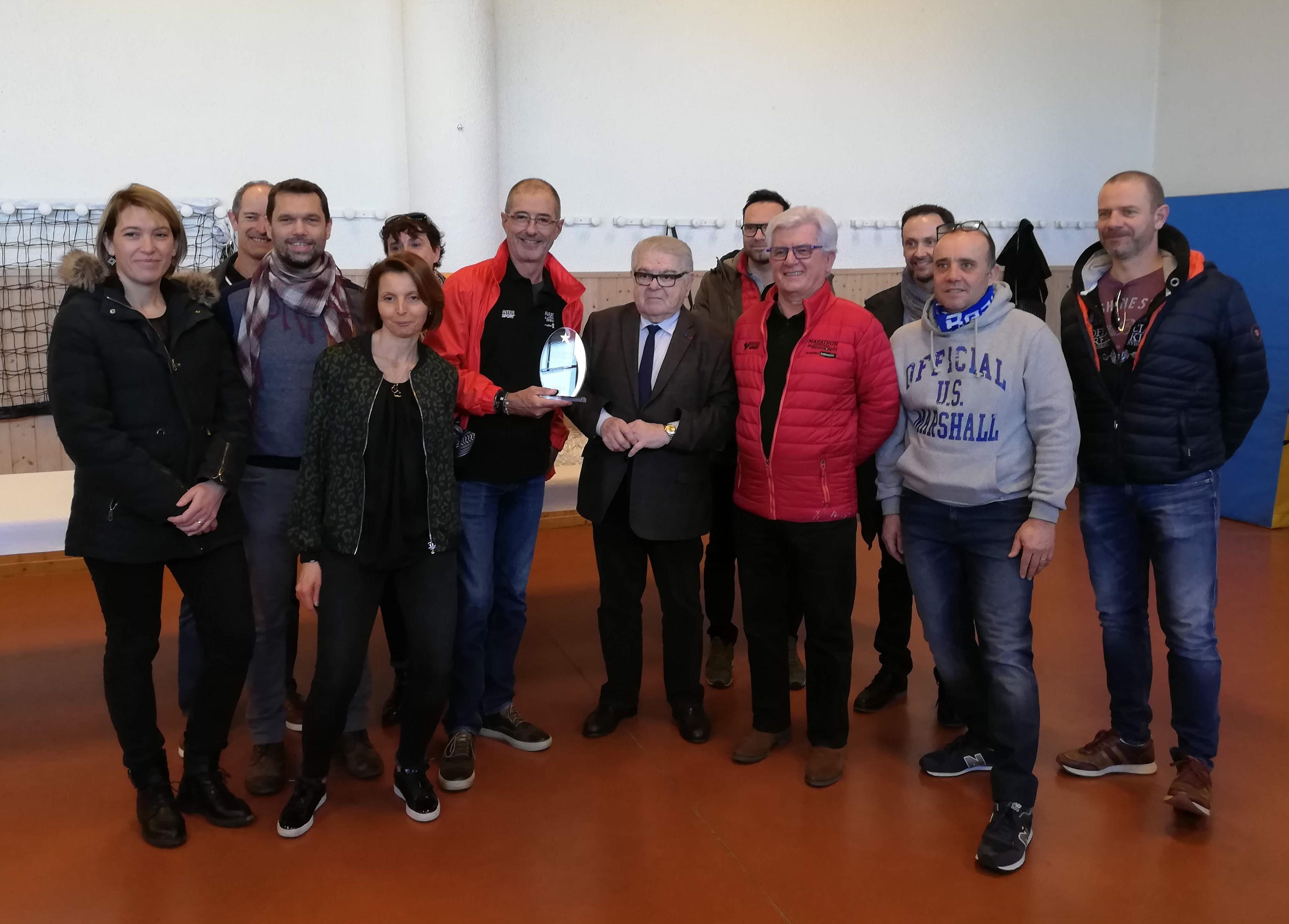 Trophée du marathon du Beaujolais 2019