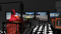 Driver Simulation Area