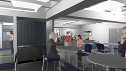 Bistro - East Dining Area