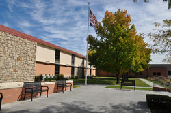 Grandview High School Fascade