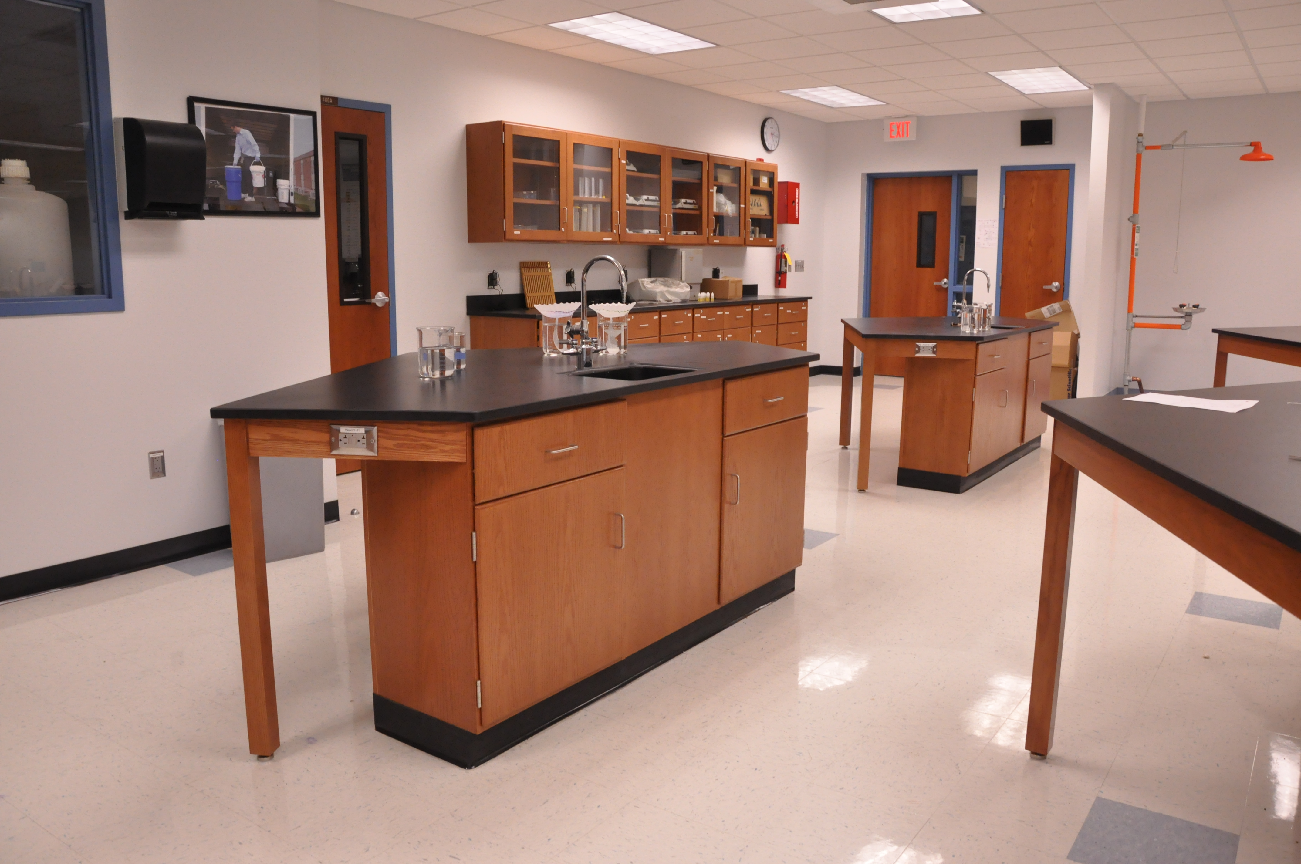 Grandview Science Classrooms