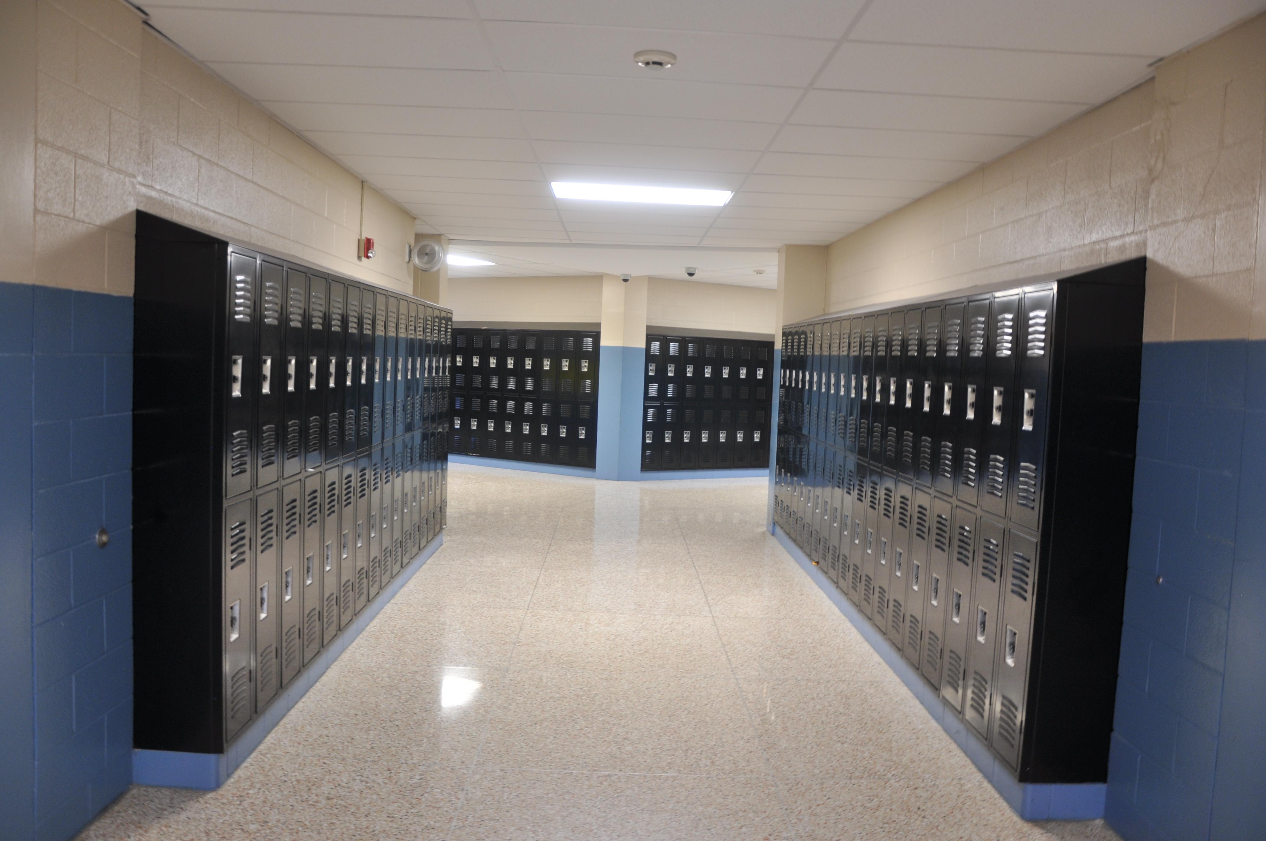 Grandview Middle School Lockers