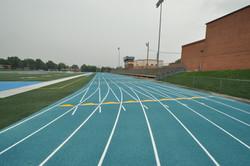Grandview District Track Resurfacing