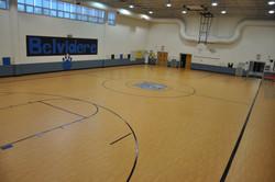 Belvidere Gym Floor Replacement