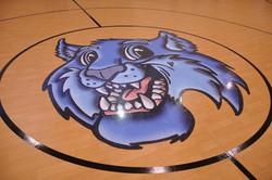 Belvidere Gym Floor