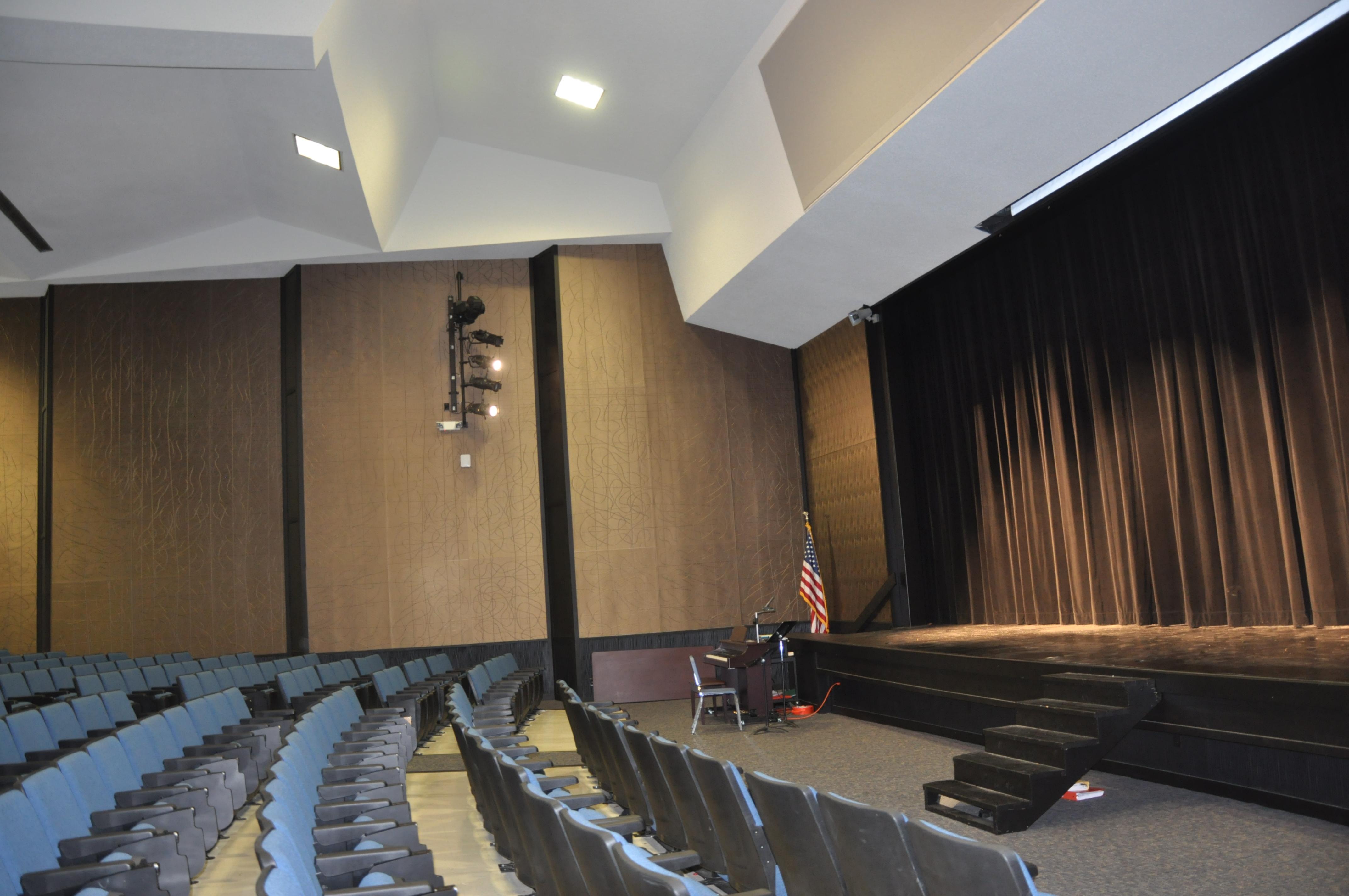 GHS Auditorium Remodel