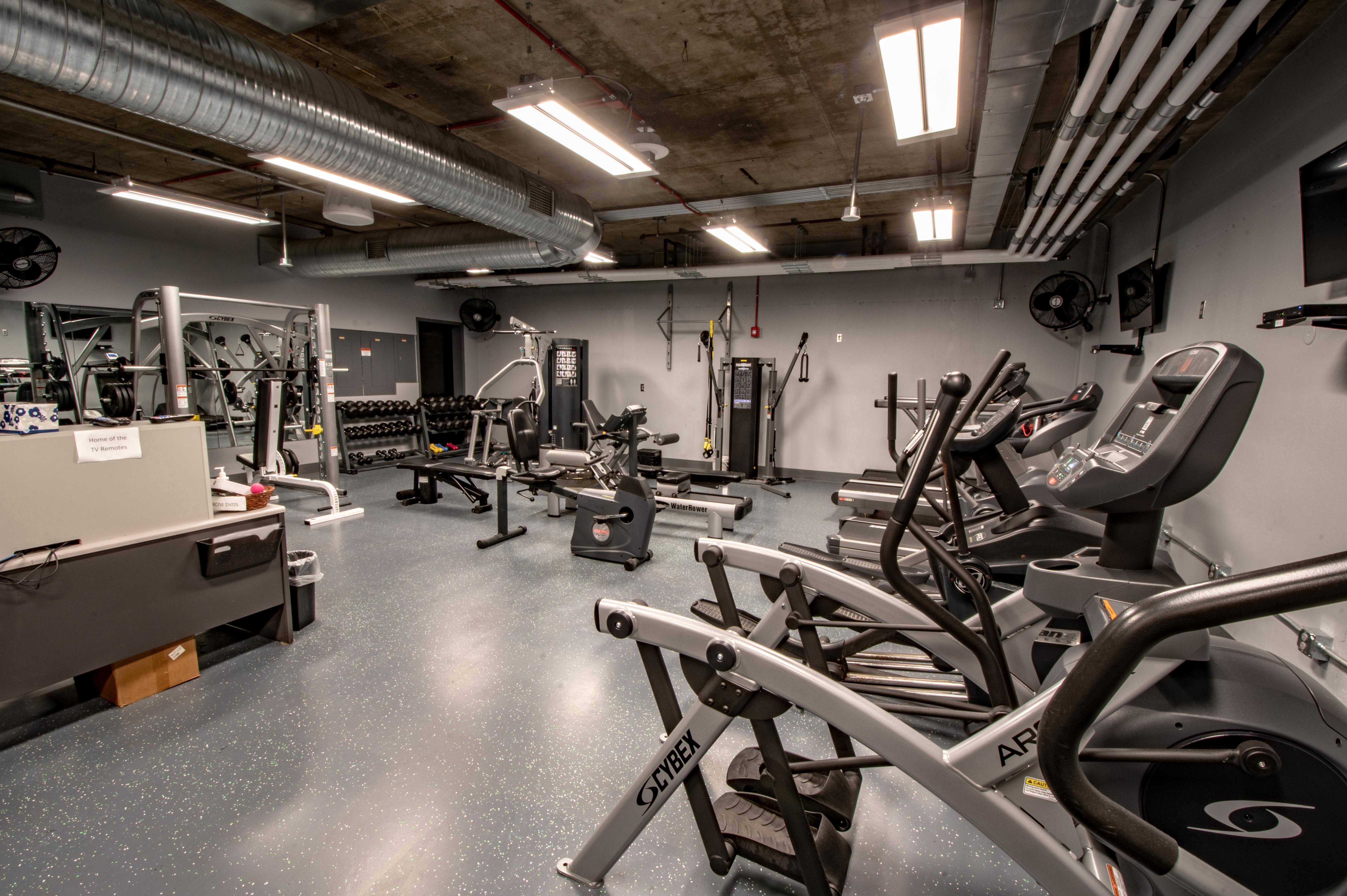 Bayer Fitness Center