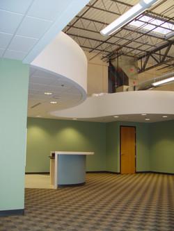 Dist. Center Mezzanine Office Space
