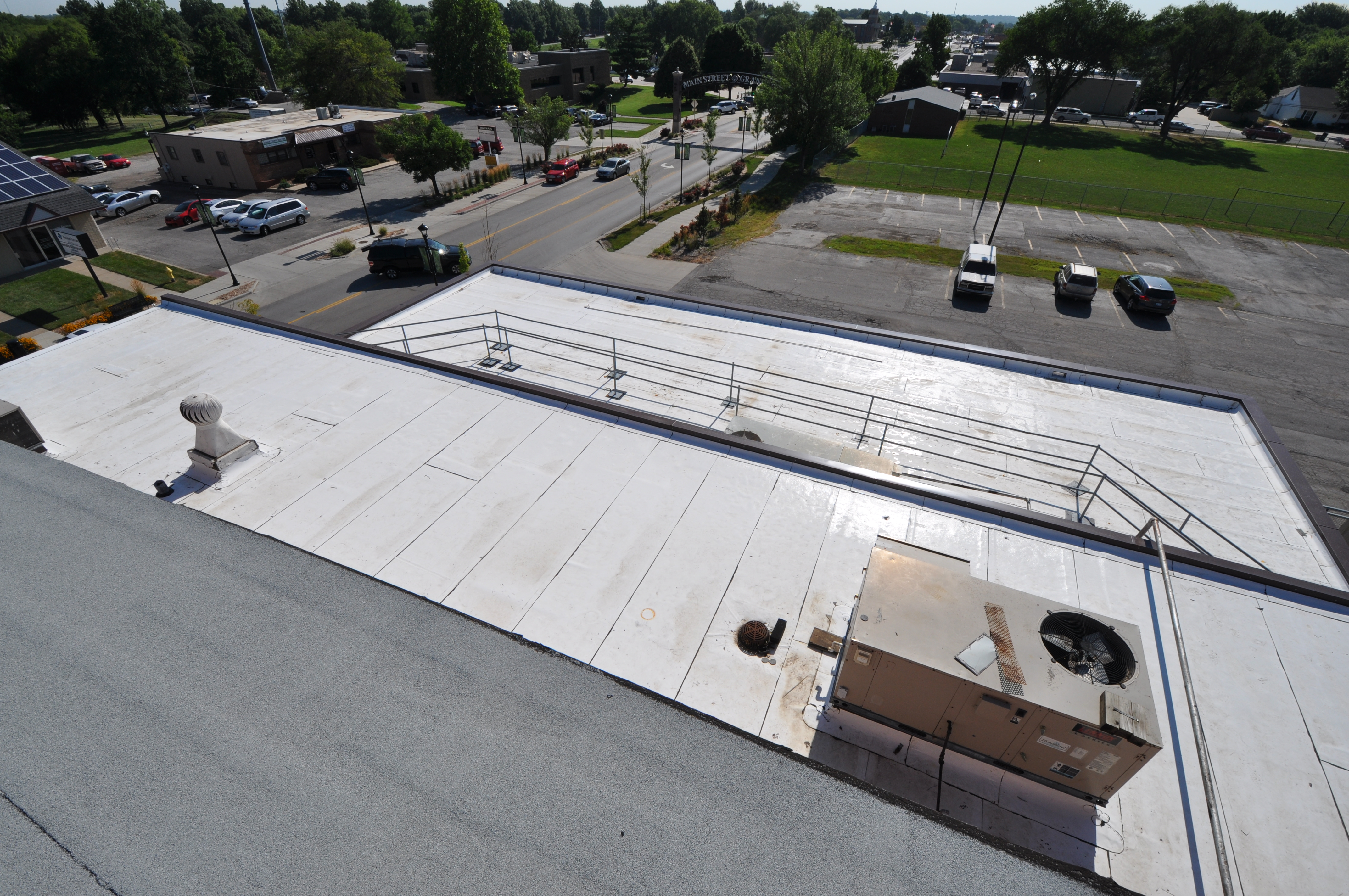 Grandview District Roof Replacements