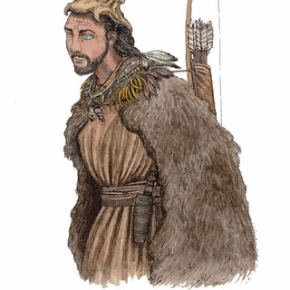 A Western Hunter Gatherer for Survive th