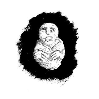 Mesolithic idol