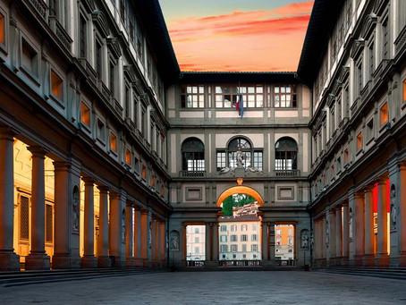 Virtual tour Galleria degli Uffizi