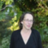Jamie Harrison, author of The Widow Nash