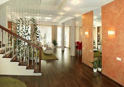 Дизайн інтер'єру будинка під Києвом