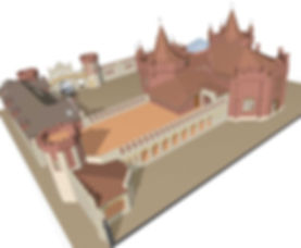 Маєток - середньовічний замок
