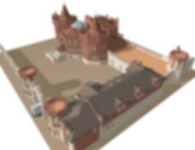 """""""Середньовічній замок"""""""