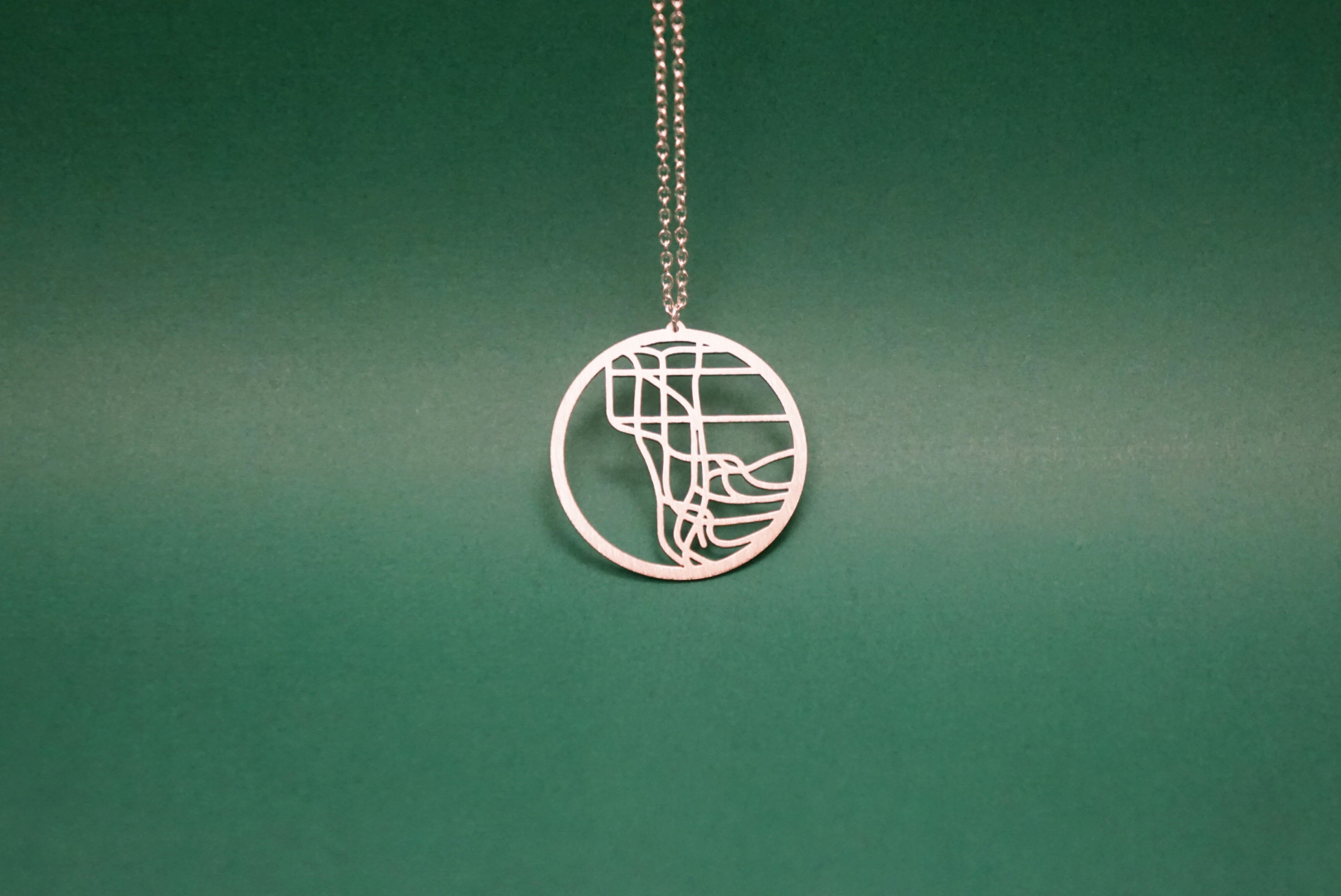 New York-necklace