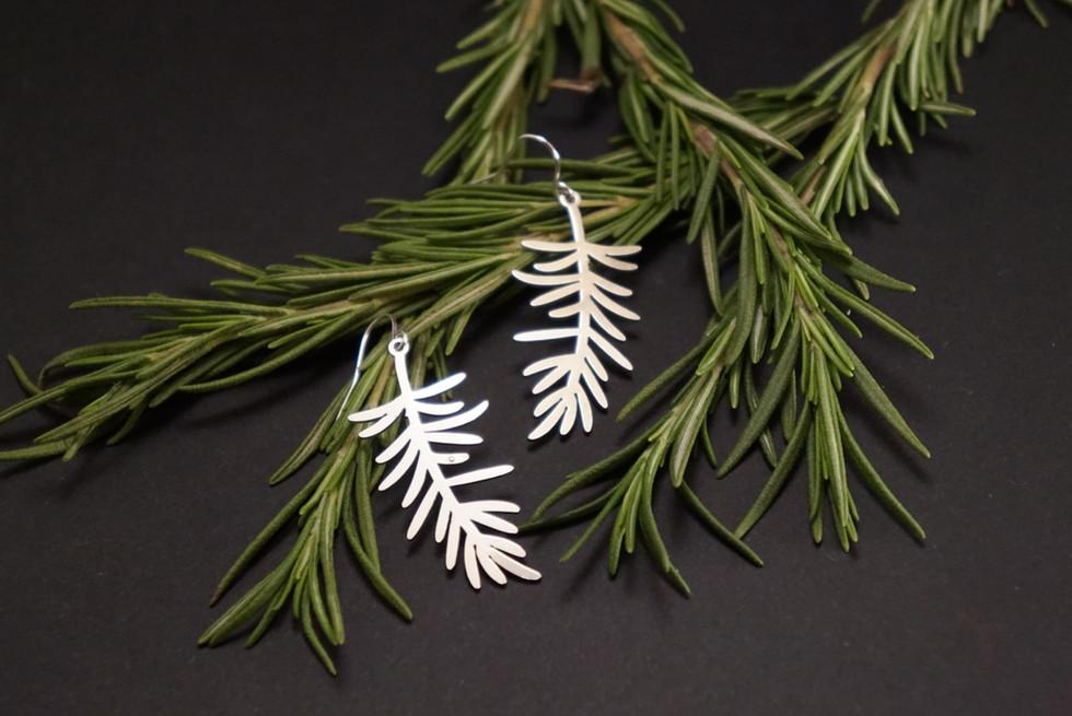 Rosemary-earring-leaves.JPG
