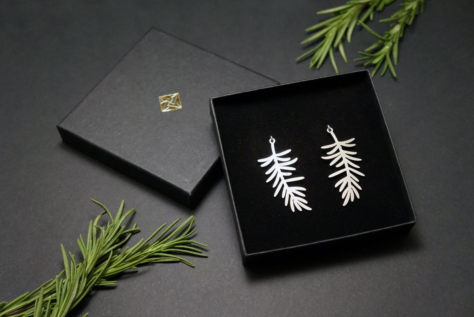 Rosemary-earring-box