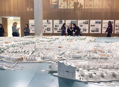 ARTER Ecobuild: mission to Hamburg