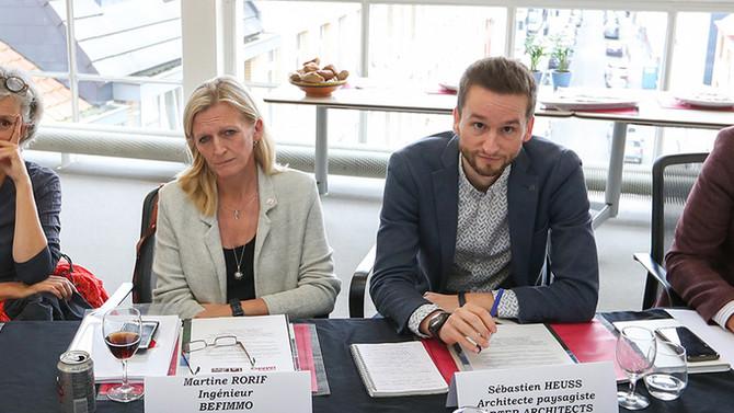 Table ronde La Libre Belgique - IPM Immo