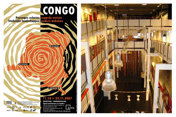 EXPO CONGO - Regards croisés
