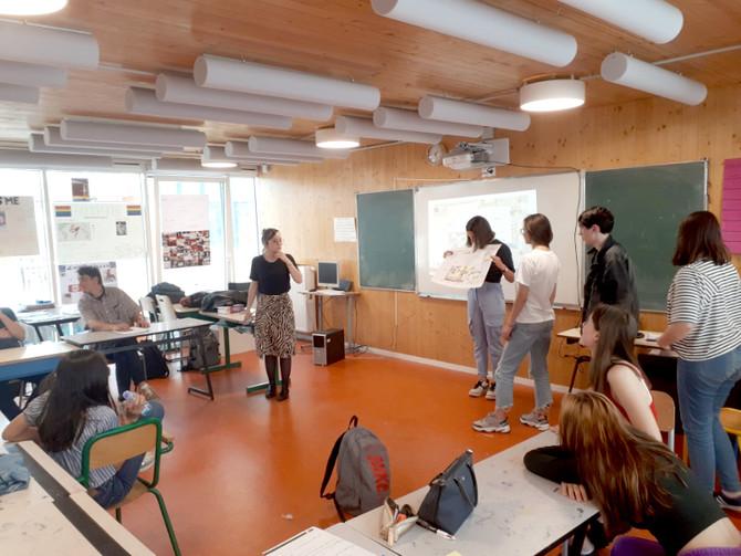 ECOLE ACTIVE : Dessine-moi ton école !
