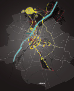 LIGHTPLAN OF BRUSSELS