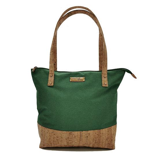 Tasche Naturgenie grün