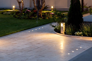 Outdoor Lighting & Power - AD Electrical