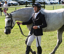 Burghley Young Event Horse