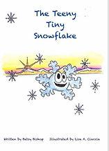 Book Cover Teeny Tiny Snowflake 2021 Amazon Books.jpg