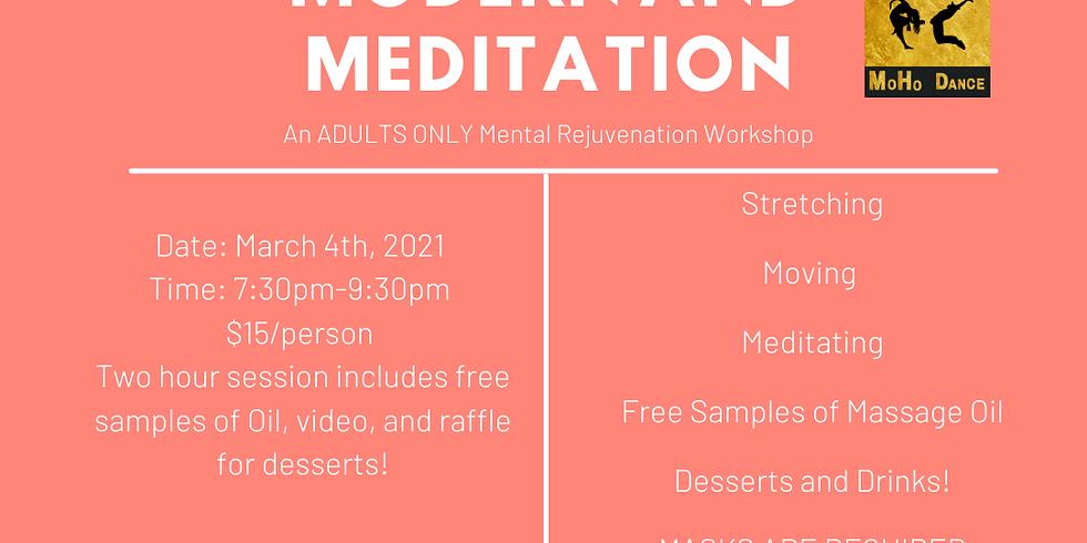 Modern & Meditation