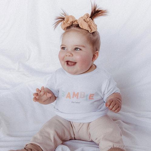Bambie Basics Tee Infant