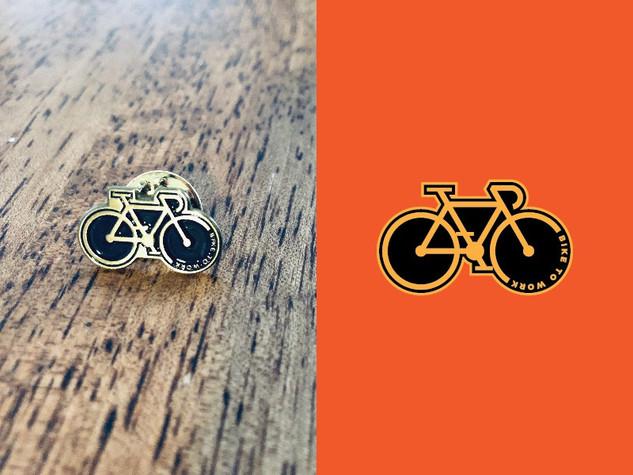 Bike to Work Day Enamel Pin.jpg