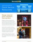 RemoteLock-for-Quick-Service-Restaurants